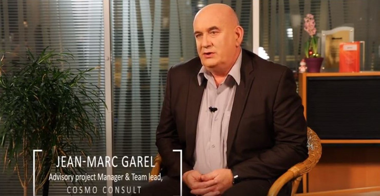 Jean-Marc Garel Advisory Project Manager & Team Lead