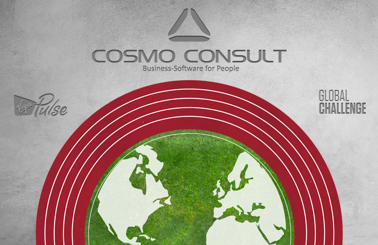 Cosmo Consult Virgin Pulse Global Challenge
