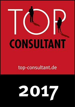 Label satisfaction client TOP Consultant 2017