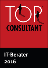 Label satisfaction client TOP Consultant 2016