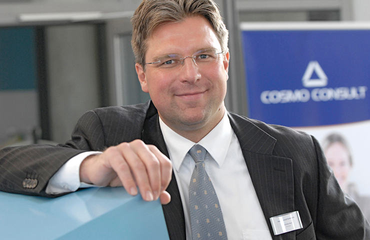 Christian Koch, COSMO CONSULT